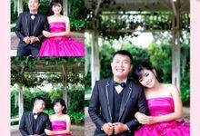 Prewedding E & W by Gorgeous Bridal Jakarta
