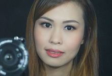 Makeup by Bertha Xia