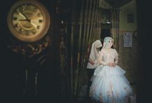 Wedding Sinta & Nanur by Delapantiga Pictures
