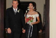 IDA Wedding Ceremony & Receptions-21 Juni 2015 by Lili Weddings