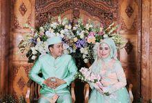 Netty & Amrin Wedding by CARI WEDDING ORGANIZER