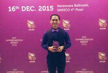 BRP Appreciation Awards 2015 by MC Wedding Banna