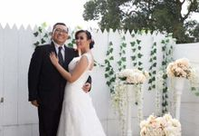 Riri & Albert's Wedding by Everlasting Wedding Organizer