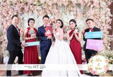 Alex & Vina Wedding by Moments To Go