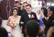 Wedding Raditya & Nathalie by Erwin Wong Entertainment