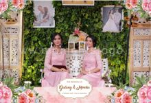 Gadang & Monika Wedding by Moments To Go
