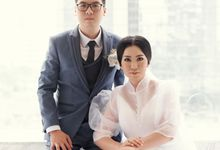 The Wedding of Oesella & Malvin by Menuai Rasa Photo