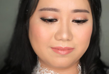 Test makeup wedding by MUA_ElizabethLisa