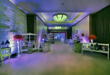 Albert & Christine Wedding by Etcetera Lighting