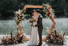 The Banjaran Hot Springs Resort - Alex + Janelle by Munkeat Photography