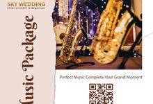 Music Package by Sky Wedding Entertainment Enterprise & Organizer
