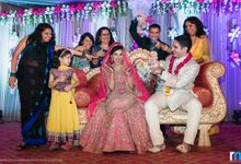 Sana & Abdullah-  A unique Iraqi-Indian Muslim Wedding in Lucknow by Rohan Mishra Photography