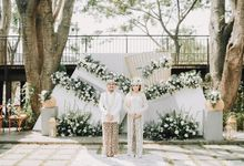 The Wedding of Muthia & Hary by Elior Design
