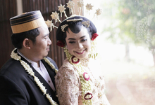 Traditional Javanese Wedding Dhian & Rizky by Mutiara Garuda Catering