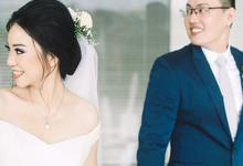 Freddy & Cicilia Rustic Indoor Wedding by Mutiara Garuda Catering