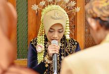 One Fine Afternoon Riska & Isnen by Mutiara Garuda Catering