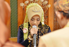 Riska & Isnen Rumah Sarwono by Mutiara Garuda Catering