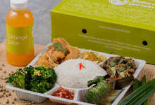 Rice Box MGC / Lunch Box MGC by Mutiara Garuda Catering
