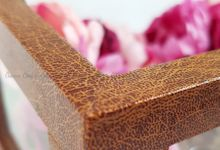 Multi View Box - Dark Leather | Wedding Ring Bearer Box Indonesia - Celemor by Celemor