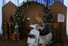 Wedding DAY Diet & Asep by Photobooth Djita