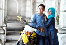 Cassual Prewedding Mahmud & Rubhie . by oneclick.photo