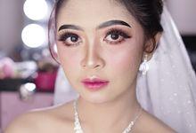 Hairdo Modern by iir bahari professional makeup and wedding