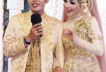 Wedding of Dhiana & Az by Amata Wedding