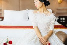 Featherly Flair by Anseina Brides