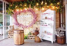 Gabriella Sweet17th by Fun Factor Decoration