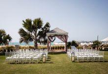 Sarah & Sam Palm Grill Dubai March 208 by My Dubai Wedding