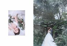 Pre-wedding for Yvette by @ME WEDDING STUDIO