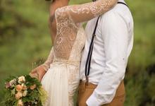 Vintage wedding by mybaliweddingplanner