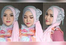 Before After by empata omah rias