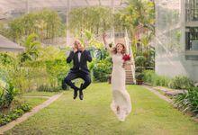 Amara Sanctuary Resort Sentosa & Shangrila Rasa Sentosa Wedding by GrizzyPix Photography