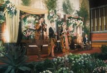 Wedding Reception By ArTez Wedding Organizer by Chanzy Fauzi MC
