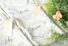Ms. Friska Bridesmaid Gift by Roopa