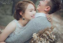 Pre-Wedding by NEVESTA WEDDING GALLERY