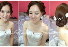 Hair & Makeup Portfolio by AGnes cha