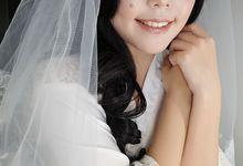 Makeup for My Bride, Tine ♥ by Makeup by Maya Kusumadewi