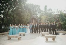 Camille's Bridesmaids by Adora Couture