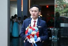 Wedding Day Of Hendrik & Sefi by Edelweis Organizer