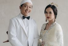 Prewedding Nessa & Indra | Sarimbit Post Modern by Alexo Pictures