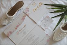 Marriage of Elke & Fifa 1 by Alulla Bride