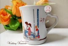 Stefanus dan Siska Wedding by Mug-App Wedding Souvenir