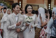 The Wedding Nadia & Arnov by ceritahatiphoto