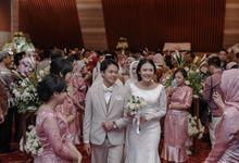 The Wedding Nadia & Arnov by Viragepoto