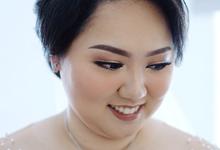 Wedding Make Up for Yesica by Nadia Ingridha Make Up