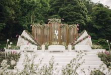 The Wedding of Nadia and Mahendra by Elior Design