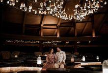 The Wedding of Nadine & Shehzad at Renaissance Bali Uluwatu by Happy Bali Wedding