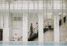 Nadya & Aldo Wedding at Hermitage by AKSA Creative